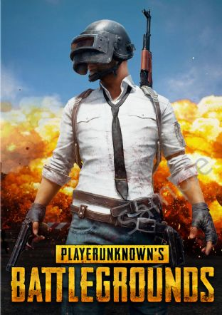 PLAYER UNKNOWN'S - PUB G Battlegrounds - GAME POSTER